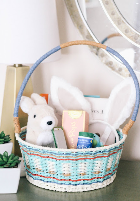 Toddler Easter Basket Southwestern