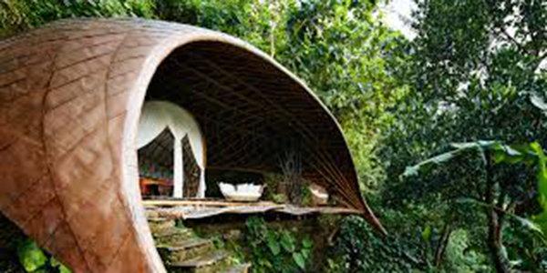巴厘島,從來不只陽光沙灘這麼簡單-Bambu Indah Hotel