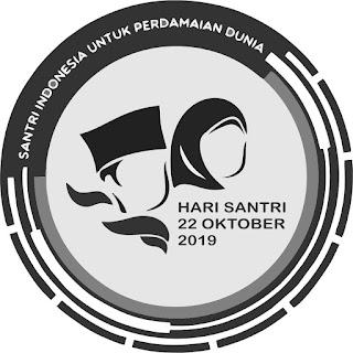 Download Logo Hari Santri 2019