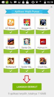 Cara Mendapatkan Kuota Gratis 10GB Untuk Semua Operator (Khusus Android)