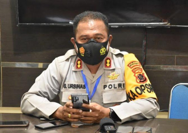 Gustav Urbinas Ungkap 6 Tahanan Ditangkap, 8 Lainya Dalam Pengejaran