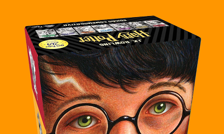 Edição Comemorativa de Harry Potter