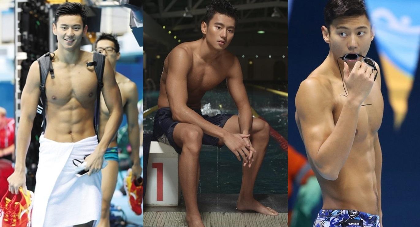 Hotboy làng bơi lội 'đốn' tim fan với hình ảnh nóng bỏng trên tạp chí