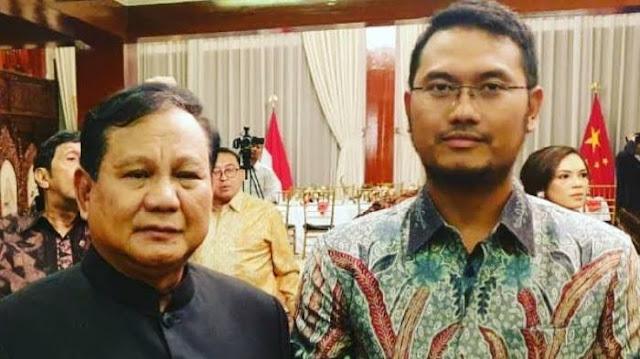 Prabowo Kembali Pimpin Gerindra, ASA: Beliau Pemimpin Amanah