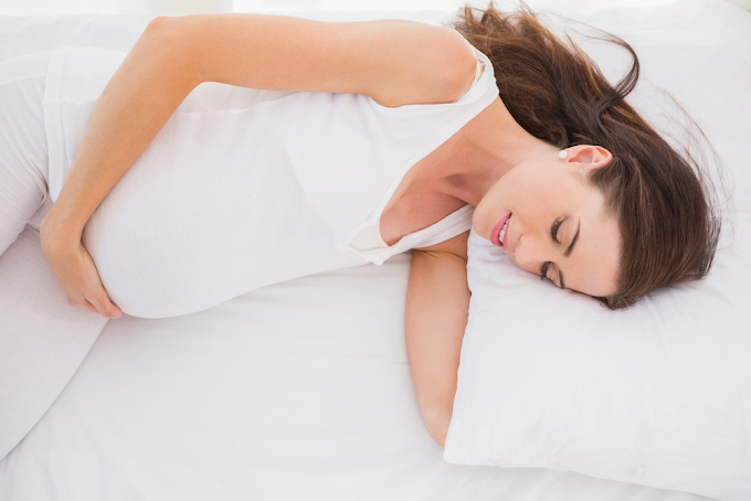 Tips on Sleeping Better During Pregnancy