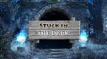 Play 365Escape Stuck in the Dark Escape