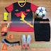 Áo đội tuyển Việt Nam 2019 màu đỏ đen