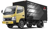 colt diesel super capacity fe 84 HD l bak alumunium