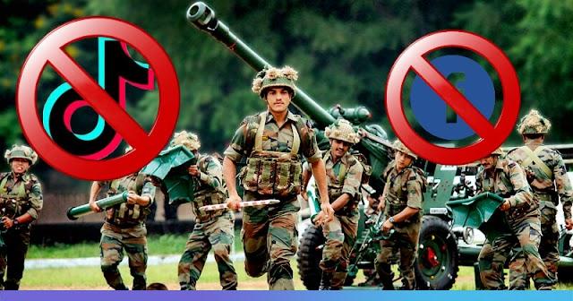 Indian Army orders personnel to delete 89 apps, including Facebook, TikTok, Truecaller & Instagram