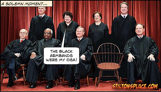 stilton's place, stilton, political, humor, conservative, cartoons, jokes, hope n' change, ginsburg, supreme court, nominee