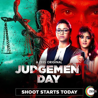 Download Judgement Day (2020) Season 1 Full Hindi Web Series 480p WEBRip