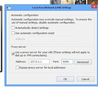 atur ip proxy google chrome