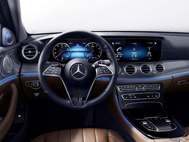 Novo Mercedes-Benz Classe E 2021
