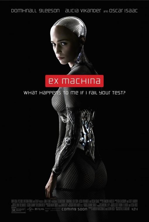 Ex Machina (Film sf 2015)