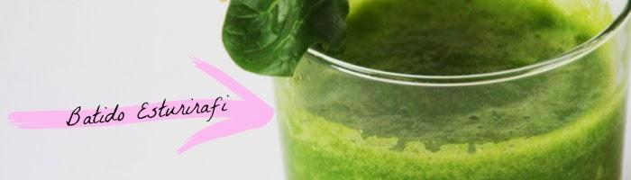 batido verde esturirafi