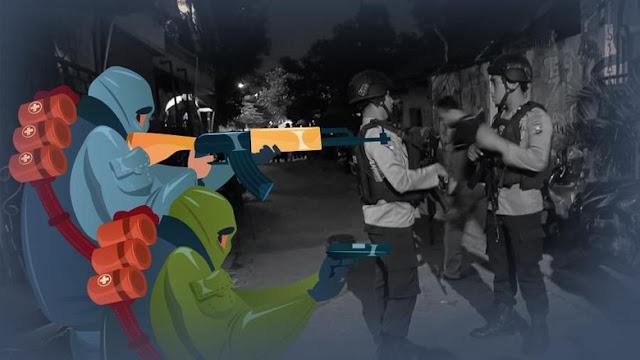 Geger Terduga Teroris Bawa Bom di Bandung, Begini Kata Polisi