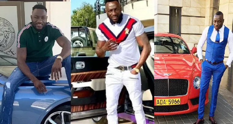 Ginimbi's Will Contents Revealed, He Want All His Expensive Designer Clothes Should Be Burnt After The Funeral, Luxury Cars Sold