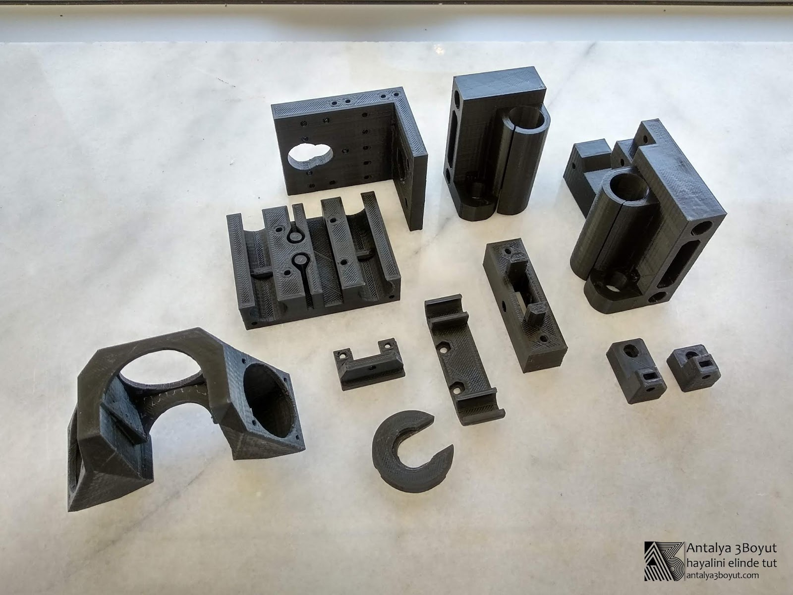 3d printed plastic parts