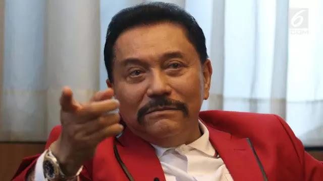 Hendropriyono: Pilpres Bukan Cuma Pertarungan Jokowi Lawan Prabowo, Tapi Ideologi