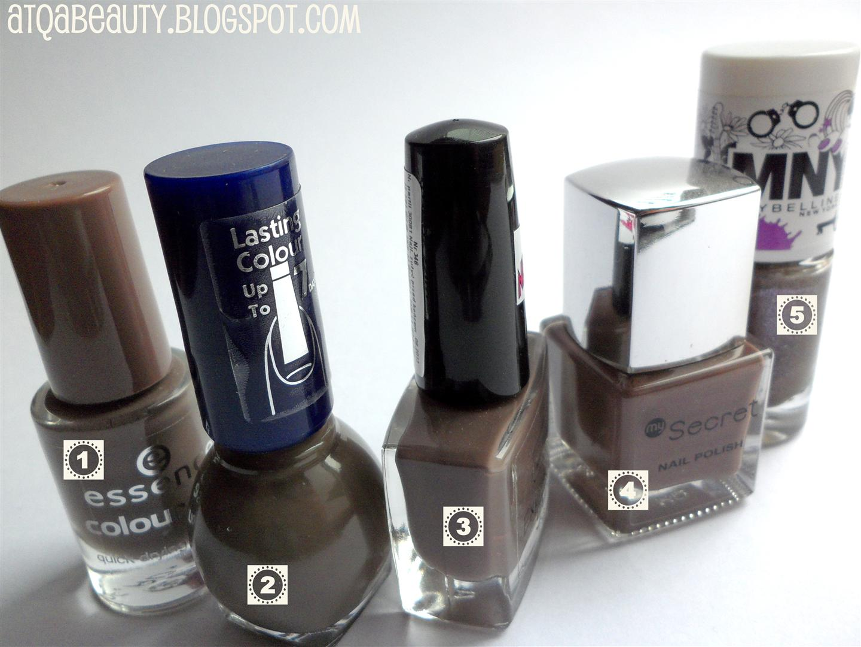 Atqa Beauty Blog | atqabeauty com: Paznokcie :: Kakao proszę