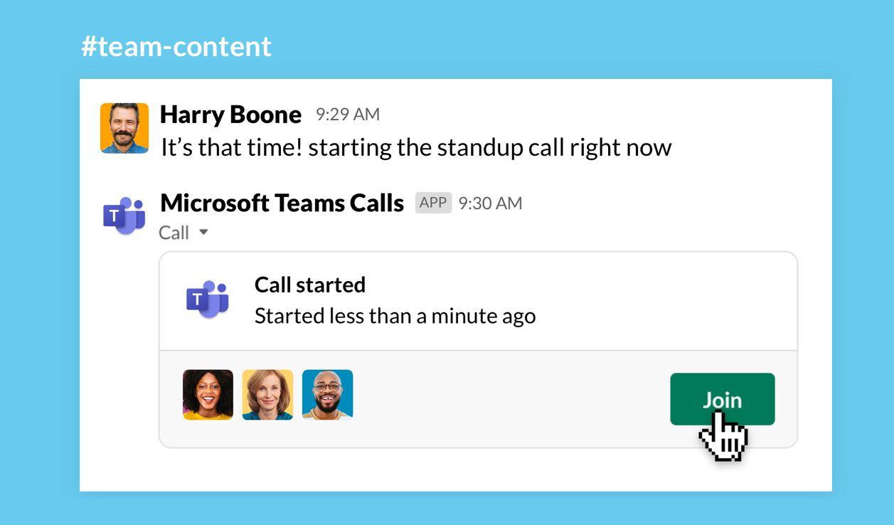 [Ufficiale] Slack e Microsoft Teams al lavoro per chiamate unificate