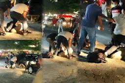 Dramatisnya Penangkapan di Pekanbaru, Perwira Polisi Kompol Ditembak karena Bawa Sabu 16 Kg