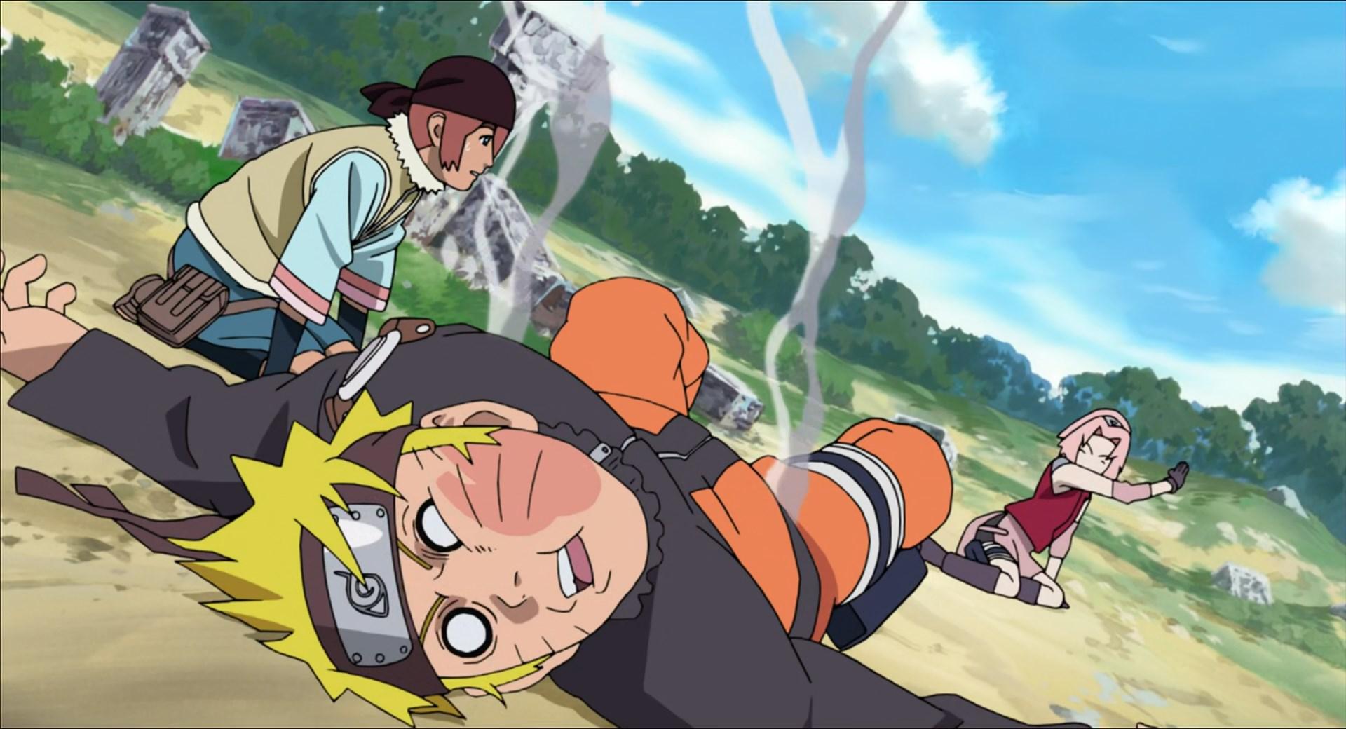 Naruto Shippuden Movie 2 - Kizuna BD 10-Bit Subtitle Indonesia