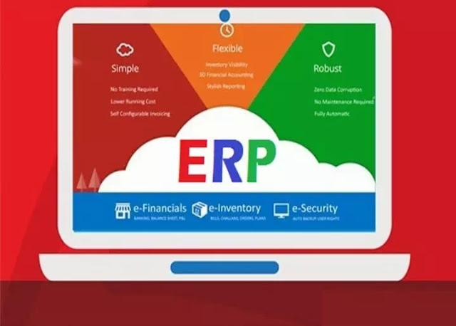 Software ERP Gratis Terbaik Untuk Windows
