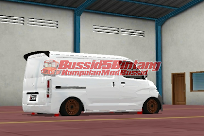 Mod Bussid Mobil Daihatsu GranMax