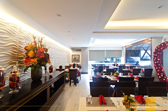 Ironwood Hotel Tacloban Fire Tavern Restaurant