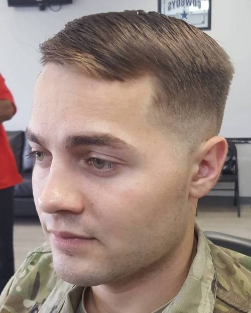 Army Haircut | Different Military Haircuts for Any Guy | Military Haircuts For Men