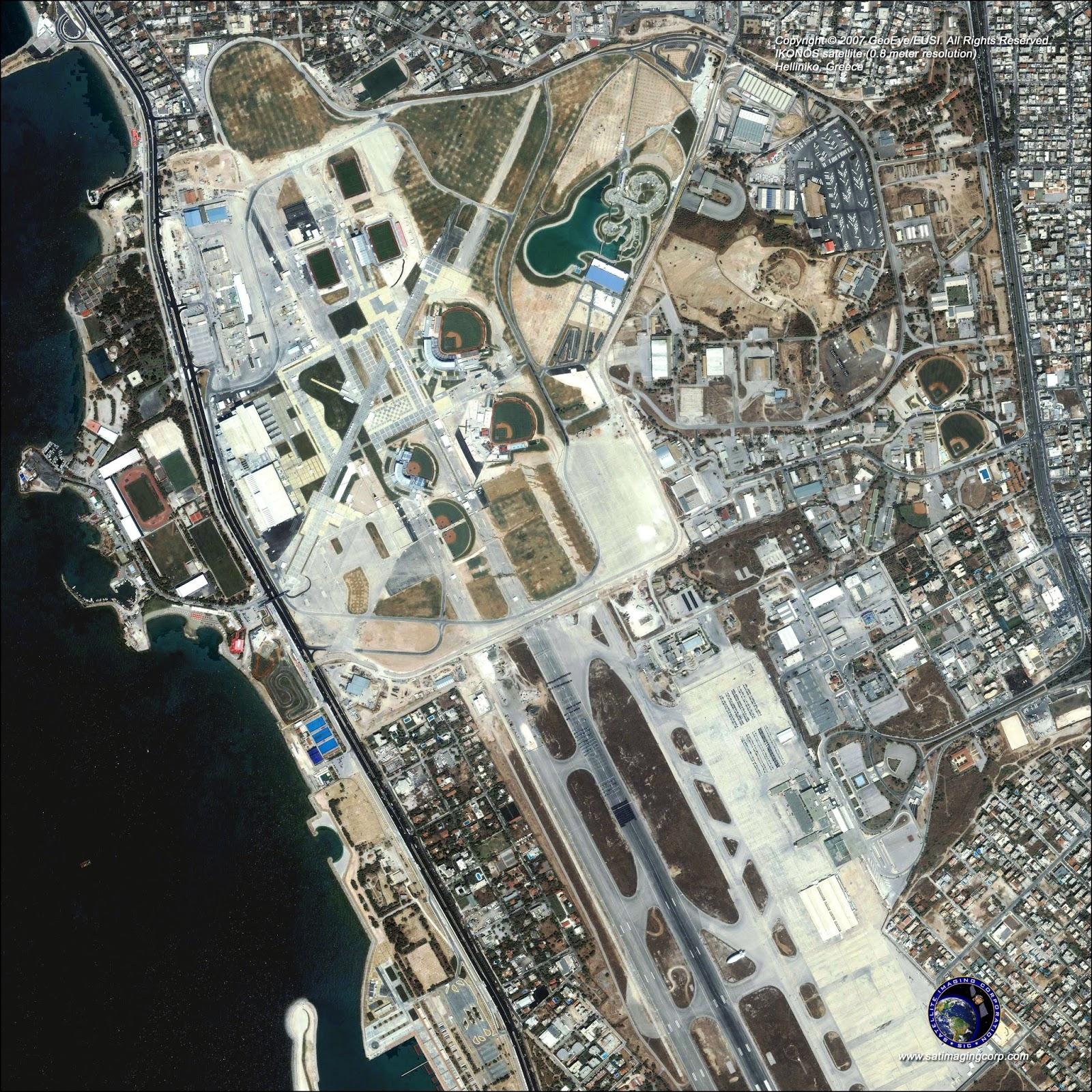 Urban Decay: No More Flights: Athens' Abandoned Ellinikon