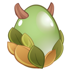 Flora Dragon (Egg)