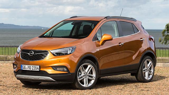 2017 Yeni Kasa Opel Mokka