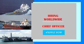 Seaman Jobs Rank Chief Officer