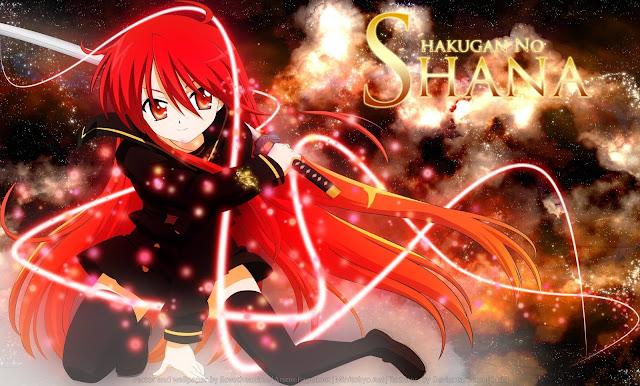 Shakugan no Shana: The Movie (1/1) (360MB) (HDL) (Sub Español) (Mega)