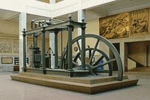 La máquina de vapor, invento de James Watt