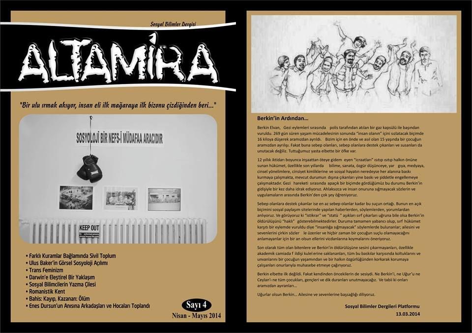 altamira dergisi 2014
