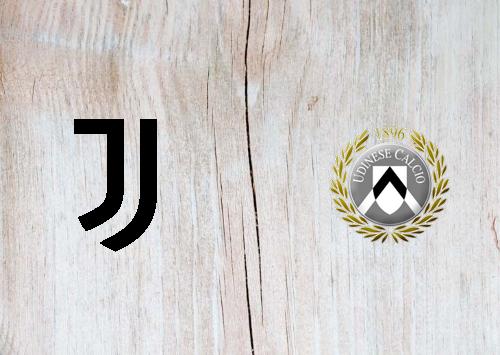 Juventus vs Udinese -Highlights 03 January 2021