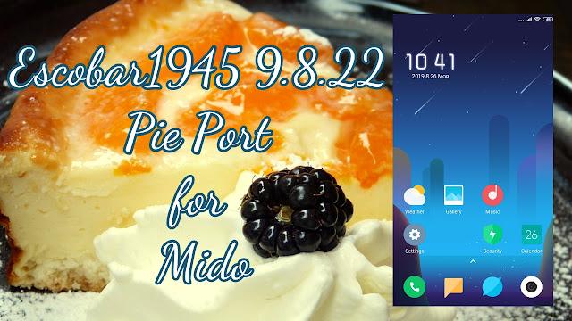 Escobar1945 9 8 22 Pie Port for Mido