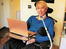 Let me live a happy life with motor neurone disease, no to assisted suicide.