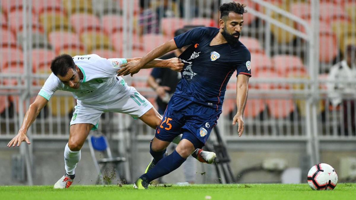 نتيجة مباراة الاهلي والفيحاء بتاريخ 05-10-2019 الدوري السعودي