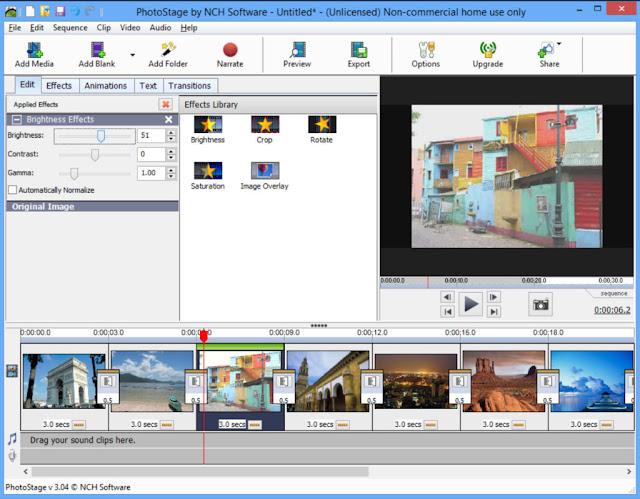 PhotoStage Slideshow Producer Pro 7.31
