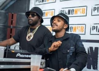 Kabza De Small & DJ Maphorisa - Ntwana Yam (Nje Nje) [feat. Daliwonga & Njelic] [Exclusivo 2021] (Download MP3)