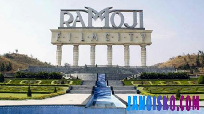 रामोजी फिल्म सिटी । दुनिया का सबसे बड़ा फिल्म स्टूडियो
