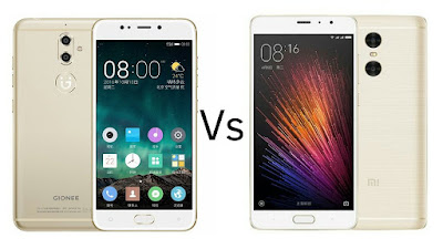 Gionee S9 Vs Xiaomi Redmi Pro Price Specs features