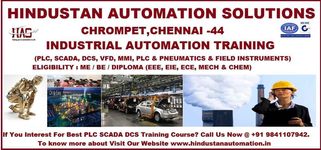 Plc automation companies in chennai