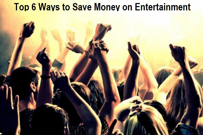 Save Money on Entertainment