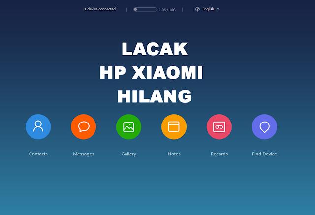 Cara Melacak HP Xiaomi yang Hilang Terbukti Berhasil