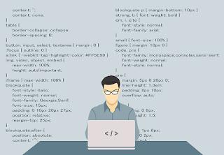 blogger tema öğrenme
